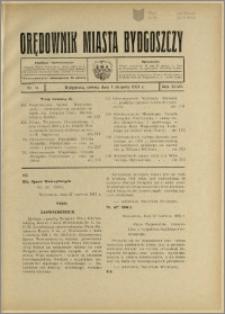 Orędownik Miasta Bydgoszczy, R.47, 1931, Nr 16