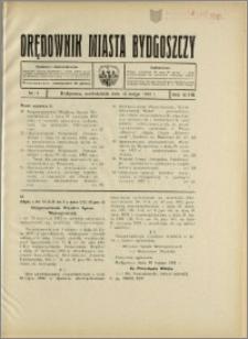 Orędownik Miasta Bydgoszczy, R.48, 1932, Nr 4