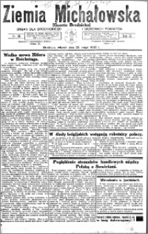 Ziemia Michałowska (Gazeta Brodnicka), R. 1933, Nr 58
