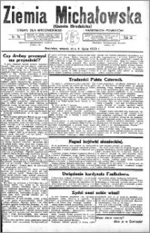 Ziemia Michałowska (Gazeta Brodnicka), R. 1933, Nr 78
