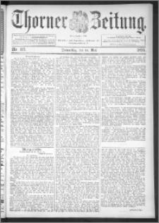 Thorner Zeitung 1895, Nr. 114