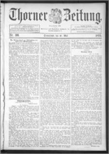 Thorner Zeitung 1895, Nr. 116