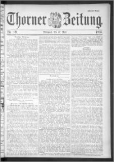 Thorner Zeitung 1895, Nr. 119 Zweites Blatt