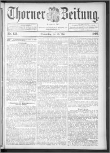 Thorner Zeitung 1895, Nr. 120