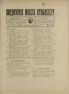 Orędownik Miasta Bydgoszczy, R.48, 1932, Nr 19