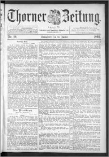 Thorner Zeitung 1895, Nr. 10