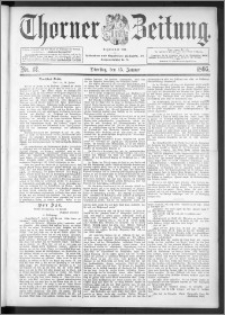 Thorner Zeitung 1895, Nr. 12