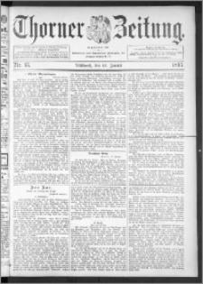 Thorner Zeitung 1895, Nr. 13