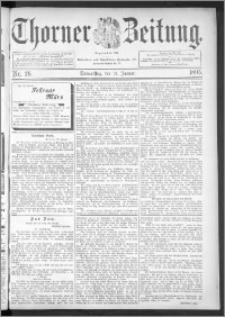 Thorner Zeitung 1895, Nr. 26