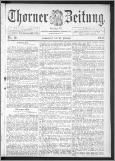 Thorner Zeitung 1895, Nr. 46