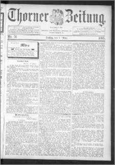 Thorner Zeitung 1895, Nr. 51