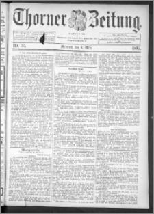 Thorner Zeitung 1895, Nr. 55