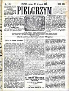 Pielgrzym, pismo religijne dla ludu 1881 nr 130