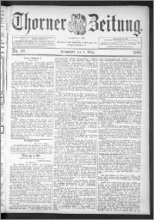 Thorner Zeitung 1895, Nr. 58