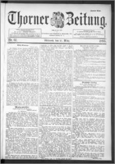 Thorner Zeitung 1895, Nr. 61 Zweites Blatt
