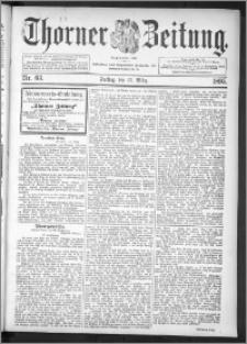 Thorner Zeitung 1895, Nr. 63