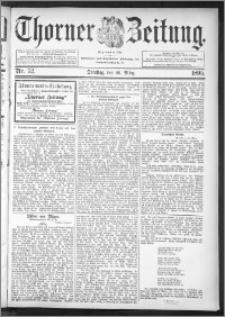 Thorner Zeitung 1895, Nr. 72