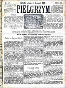Pielgrzym, pismo religijne dla ludu 1881 nr 131