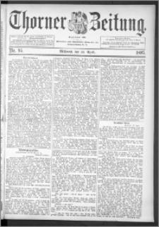 Thorner Zeitung 1895, Nr. 95