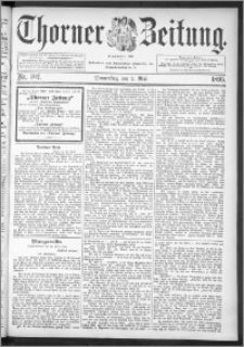 Thorner Zeitung 1895, Nr. 102