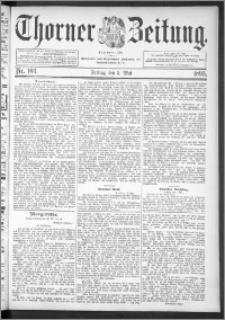 Thorner Zeitung 1895, Nr. 103 + Extra-Beilage