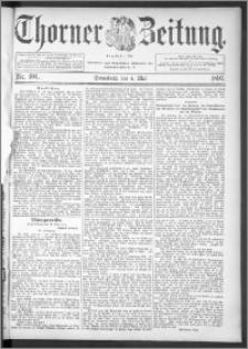 Thorner Zeitung 1895, Nr. 104