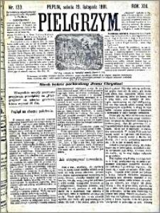Pielgrzym, pismo religijne dla ludu 1881 nr 133