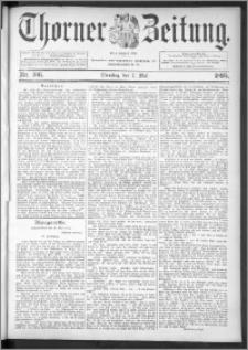 Thorner Zeitung 1895, Nr. 106