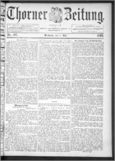 Thorner Zeitung 1895, Nr. 107