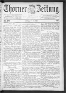 Thorner Zeitung 1895, Nr. 109