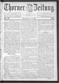 Thorner Zeitung 1895, Nr. 110