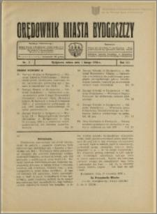 Orędownik Miasta Bydgoszczy, R.52, 1936, Nr 3
