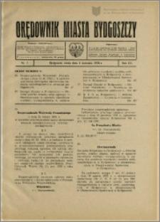 Orędownik Miasta Bydgoszczy, R.52, 1936, Nr 7