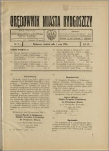 Orędownik Miasta Bydgoszczy, R.52, 1936, Nr 9