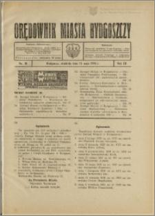 Orędownik Miasta Bydgoszczy, R.52, 1936, Nr 10
