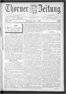 Thorner Zeitung 1895, Nr. 121