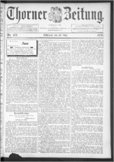 Thorner Zeitung 1895, Nr. 124