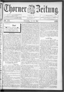 Thorner Zeitung 1895, Nr. 125