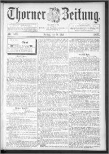 Thorner Zeitung 1895, Nr. 126