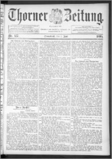 Thorner Zeitung 1895, Nr. 127
