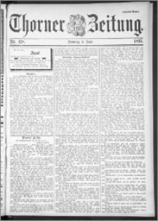 Thorner Zeitung 1895, Nr. 128 Zweites Blatt