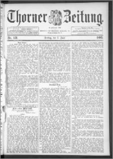 Thorner Zeitung 1895, Nr. 131