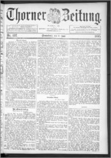 Thorner Zeitung 1895, Nr. 132