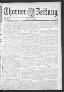 Thorner Zeitung 1895, Nr. 133 Zweites Blatt