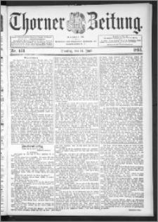Thorner Zeitung 1895, Nr. 134