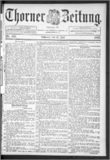 Thorner Zeitung 1895, Nr. 135