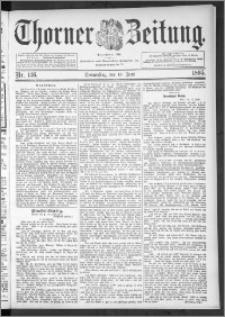 Thorner Zeitung 1895, Nr. 136