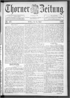 Thorner Zeitung 1895, Nr. 137