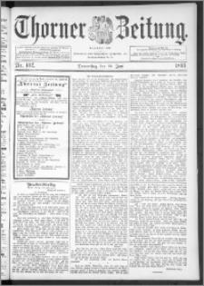Thorner Zeitung 1895, Nr. 142