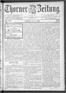 Thorner Zeitung 1895, Nr. 144